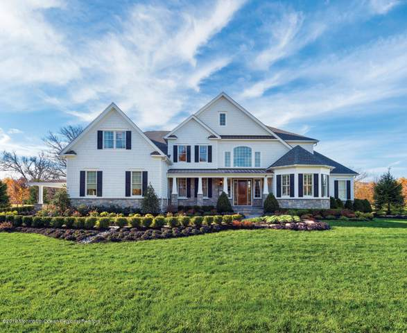 4 Noble Court, Colts Neck, NJ 07722 (MLS #21941621) :: Team Gio | RE/MAX
