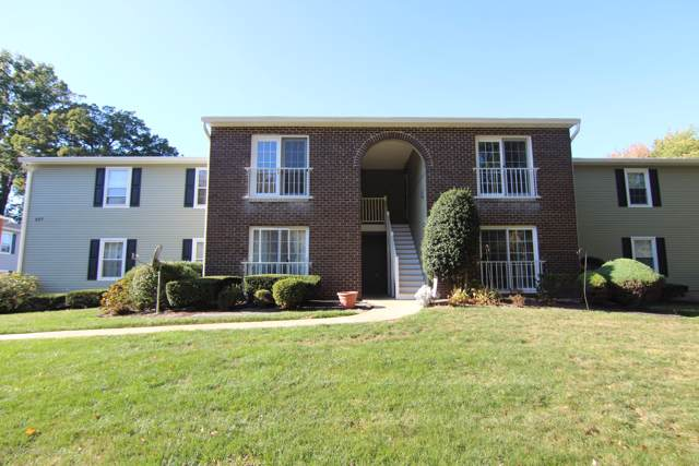 507 Harding Road #8, Freehold, NJ 07728 (MLS #21941653) :: The MEEHAN Group of RE/MAX New Beginnings Realty