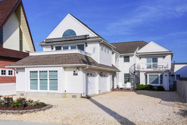 1805 Grand Central Avenue, Lavallette, NJ 08735 (MLS #21941729) :: The Dekanski Home Selling Team
