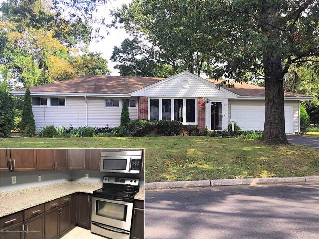 69 Springdale Avenue, Tinton Falls, NJ 07724 (MLS #21941731) :: The Sikora Group