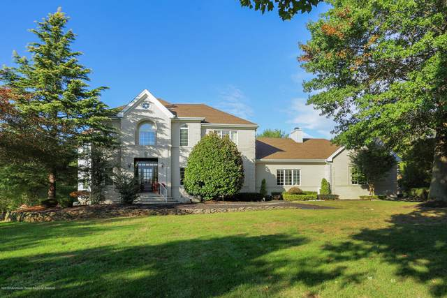 4 Burgundy Drive, Holmdel, NJ 07733 (MLS #21941739) :: Team Gio | RE/MAX