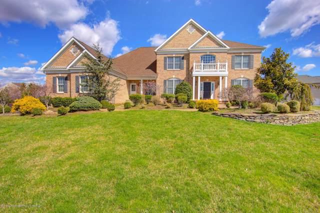 5 Natures Drive, Farmingdale, NJ 07727 (MLS #21941941) :: The Dekanski Home Selling Team