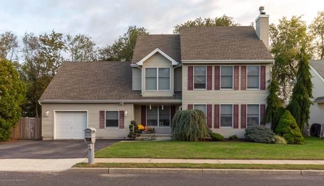 461 Miller Avenue, Brick, NJ 08724 (MLS #21941966) :: The Sikora Group