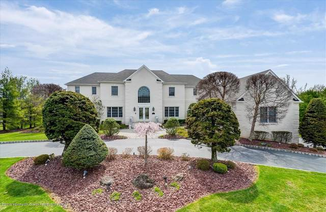 120 Laredo Drive, Morganville, NJ 07751 (MLS #21942133) :: The MEEHAN Group of RE/MAX New Beginnings Realty