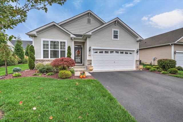 165 Wintergreen Drive, Manalapan, NJ 07726 (MLS #21942324) :: William Hagan Group