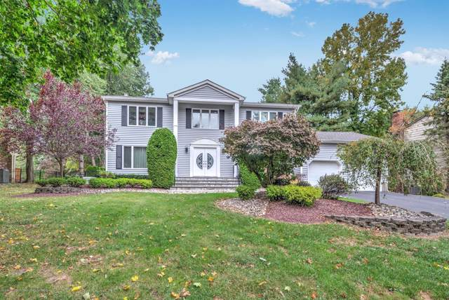 9 Rockwell Circle, Marlboro, NJ 07746 (MLS #21942414) :: Team Gio | RE/MAX