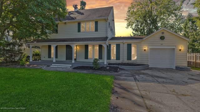 1020 Old Corlies Avenue, Neptune Township, NJ 07753 (MLS #21942450) :: William Hagan Group