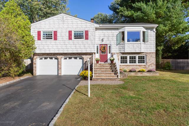 8 Clark Place, Middletown, NJ 07748 (MLS #21942478) :: The Sikora Group