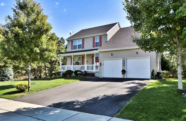 157 Nautilus Drive, Barnegat, NJ 08005 (MLS #21942566) :: The Sikora Group