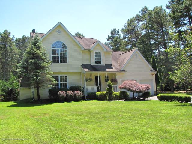 227 E Pleasant Grove Road, Jackson, NJ 08527 (MLS #21942588) :: The Sikora Group