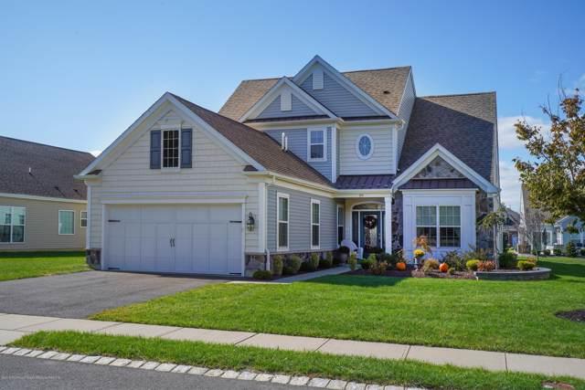 60 E Bosworth Boulevard, Farmingdale, NJ 07727 (MLS #21942617) :: The Sikora Group