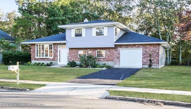 40 Lockwood Avenue, Howell, NJ 07731 (MLS #21942632) :: The Sikora Group