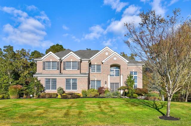 81 Mill Pond Road, Jackson, NJ 08527 (MLS #21942695) :: The Sikora Group