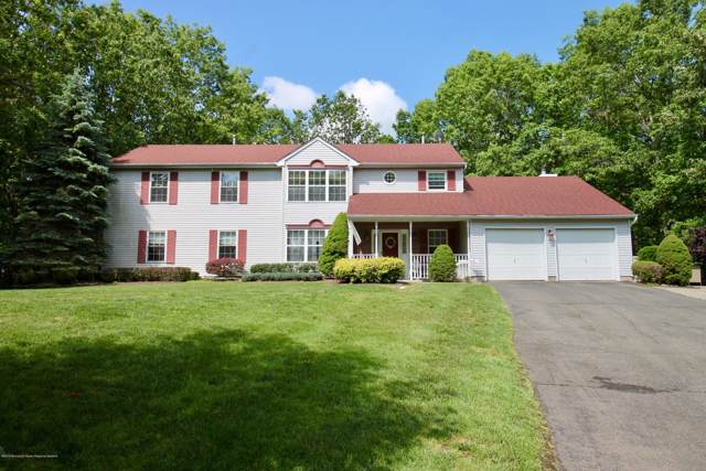 3 Ironwood Court, Jackson, NJ 08527 (MLS #21942718) :: The Sikora Group