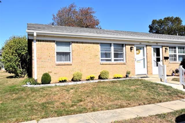 84 Bayview Court, Brick, NJ 08724 (MLS #21942803) :: The Sikora Group