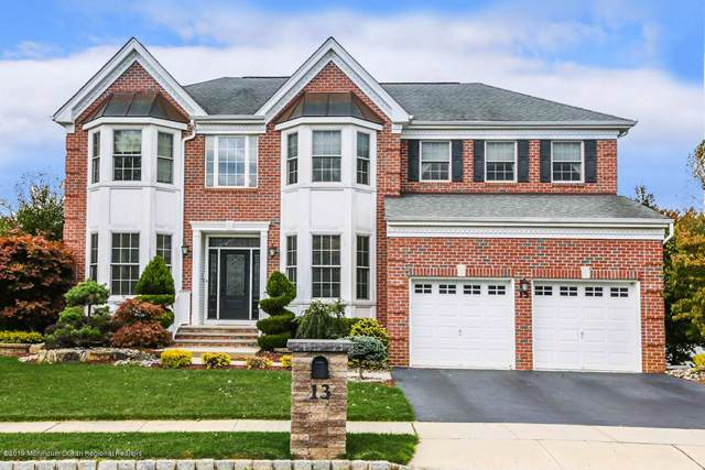 13 Avalon Lane, Manalapan, NJ 07726 (MLS #21942828) :: The MEEHAN Group of RE/MAX New Beginnings Realty