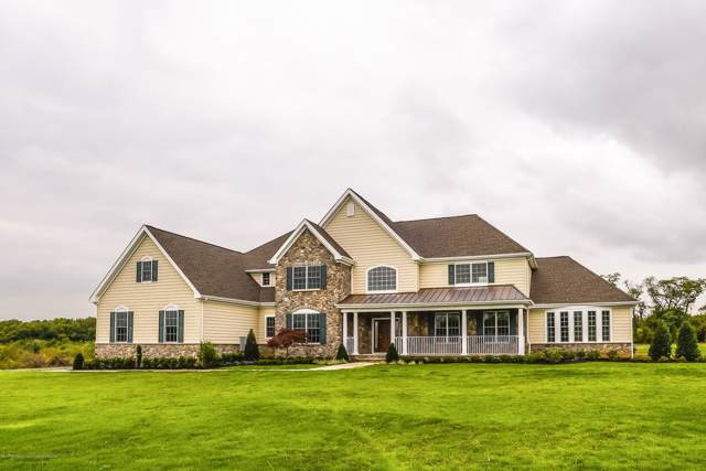 3 Cook Court, Millstone, NJ 08535 (MLS #21942878) :: William Hagan Group