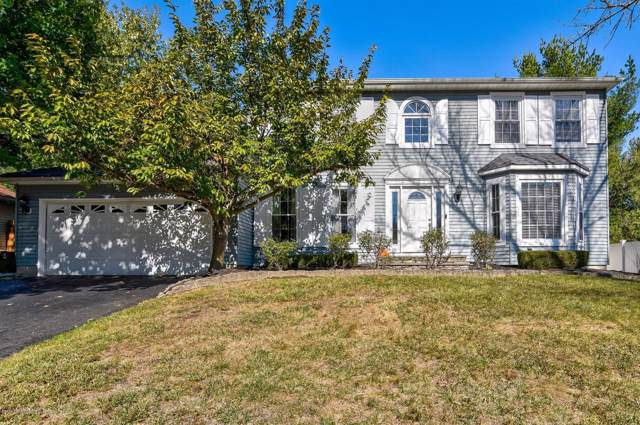 25 Marc Drive, Howell, NJ 07731 (MLS #21942890) :: The MEEHAN Group of RE/MAX New Beginnings Realty