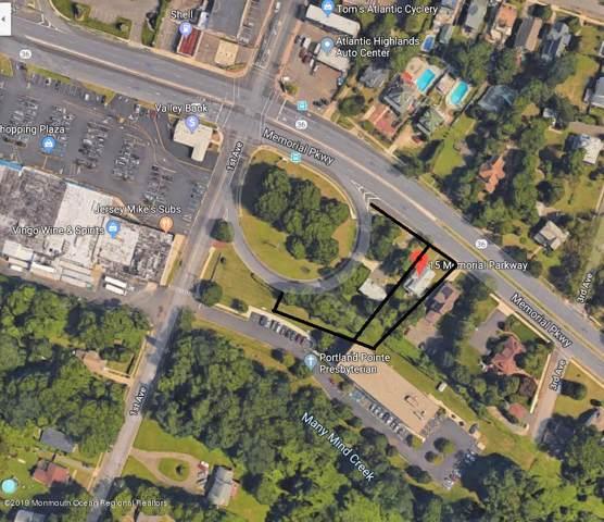 13 & 15 Memorial Parkway, Atlantic Highlands, NJ 07716 (MLS #21942897) :: The MEEHAN Group of RE/MAX New Beginnings Realty