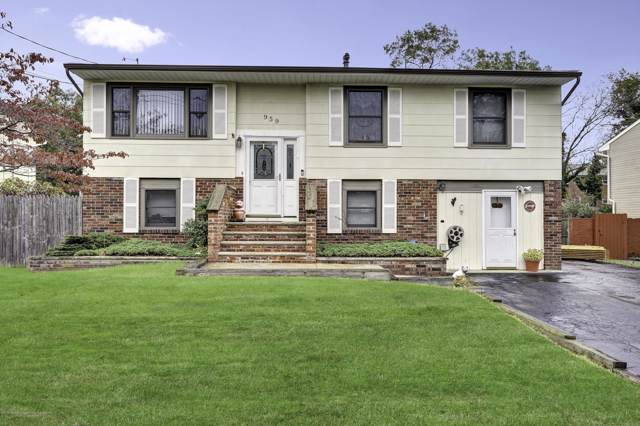 959 Park Crest Road, Toms River, NJ 08753 (MLS #21942936) :: The MEEHAN Group of RE/MAX New Beginnings Realty