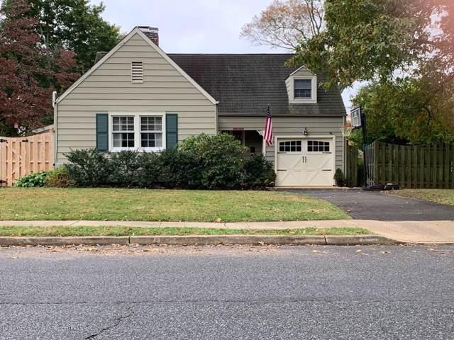 116 White Street, Shrewsbury Boro, NJ 07702 (MLS #21942951) :: The Sikora Group