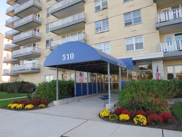 510 Deal Lake Drive 7B, Asbury Park, NJ 07712 (MLS #21943087) :: William Hagan Group