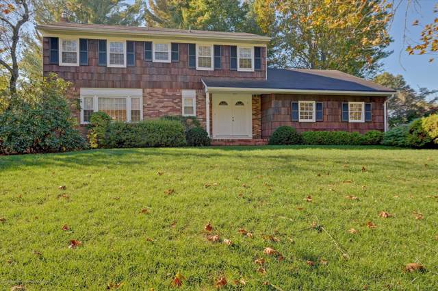 15 Hearthstone Drive, Manalapan, NJ 07726 (MLS #21943110) :: The MEEHAN Group of RE/MAX New Beginnings Realty