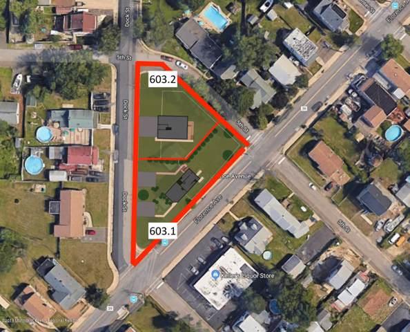 603 Florence Avenue, Union Beach, NJ 07735 (MLS #21943620) :: The Dekanski Home Selling Team