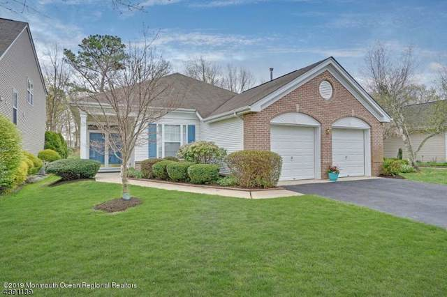 50 Springlawn Drive, Lakewood, NJ 08701 (MLS #21943751) :: William Hagan Group