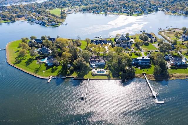 85 Gooseneck Point Road, Oceanport, NJ 07757 (MLS #21944172) :: The Sikora Group