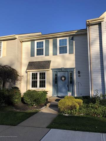 45 Liverpool Court #6, Freehold, NJ 07728 (MLS #21944176) :: The MEEHAN Group of RE/MAX New Beginnings Realty