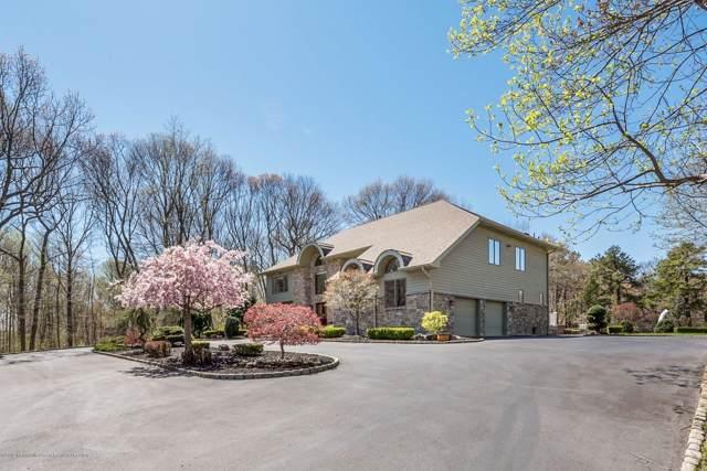 3 Cedar Court, Millstone, NJ 08535 (MLS #21944261) :: The Sikora Group