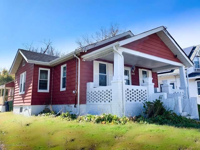 1408 9th Avenue, Neptune Township, NJ 07753 (MLS #21944411) :: The Sikora Group