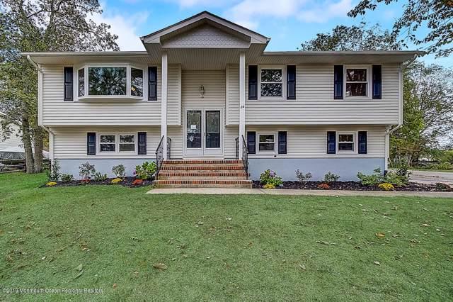 24 Pine Road, Howell, NJ 07731 (MLS #21944471) :: The Dekanski Home Selling Team