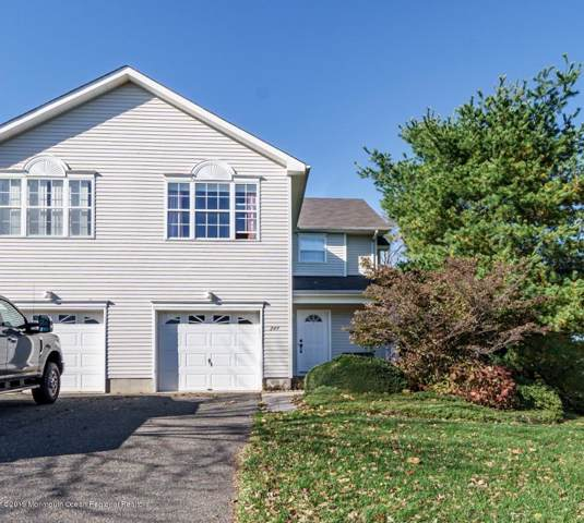 249 Frankfort Avenue #249, Neptune Township, NJ 07753 (MLS #21944519) :: The MEEHAN Group of RE/MAX New Beginnings Realty