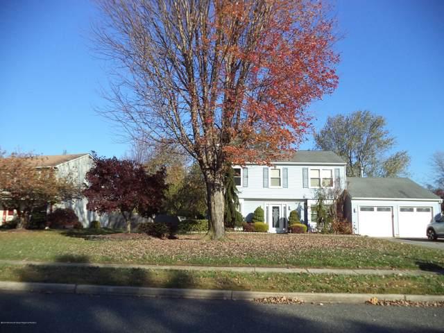 53 Newport Drive, Manalapan, NJ 07726 (MLS #21944750) :: The Sikora Group
