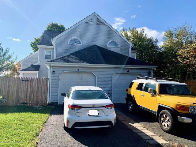 5 Holmes Court, Freehold, NJ 07728 (MLS #21944932) :: The MEEHAN Group of RE/MAX New Beginnings Realty