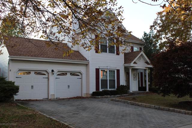 23 Society Hill Way, Tinton Falls, NJ 07724 (MLS #21944994) :: The MEEHAN Group of RE/MAX New Beginnings Realty