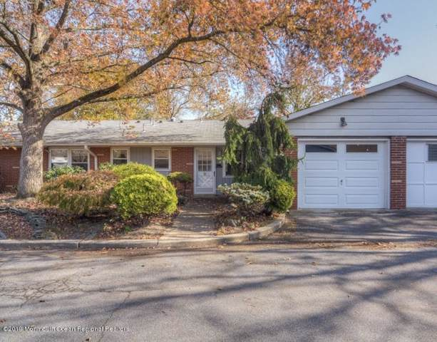 377B Chatham Court #1002, Lakewood, NJ 08701 (MLS #21945042) :: The Dekanski Home Selling Team