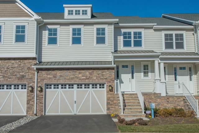 11 Foulks Terrace #2001, Lincroft, NJ 07738 (MLS #21945127) :: William Hagan Group
