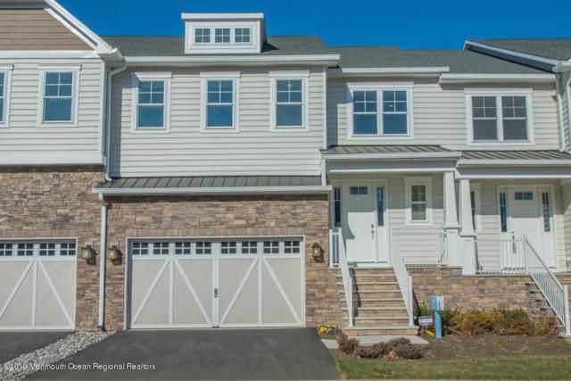 54 Lawley Drive #1401, Lincroft, NJ 07738 (MLS #21945128) :: William Hagan Group