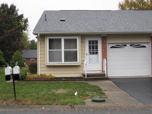 38 Monticello Drive A, Whiting, NJ 08759 (MLS #21945130) :: The MEEHAN Group of RE/MAX New Beginnings Realty