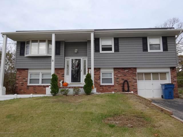 3 Iris Drive, Jackson, NJ 08527 (MLS #21945140) :: Vendrell Home Selling Team