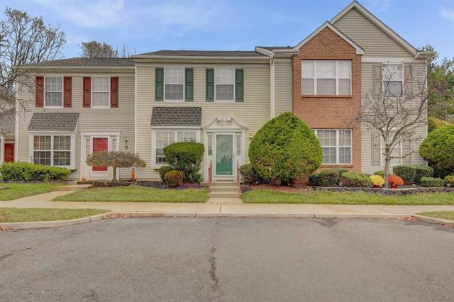 33 Oliver Court #9, Freehold, NJ 07728 (MLS #21945168) :: The MEEHAN Group of RE/MAX New Beginnings Realty