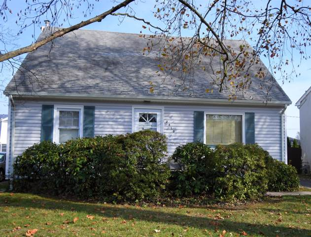 2410 Hamilton Avenue, Spring Lake Heights, NJ 07762 (MLS #21945267) :: The MEEHAN Group of RE/MAX New Beginnings Realty