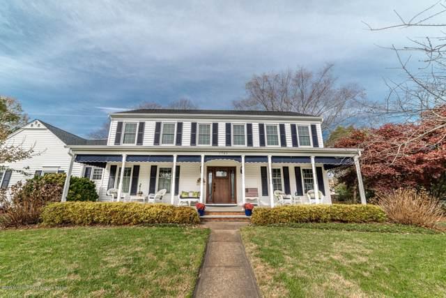 1741 Daniel Court, Wall, NJ 07719 (MLS #21945469) :: The Dekanski Home Selling Team