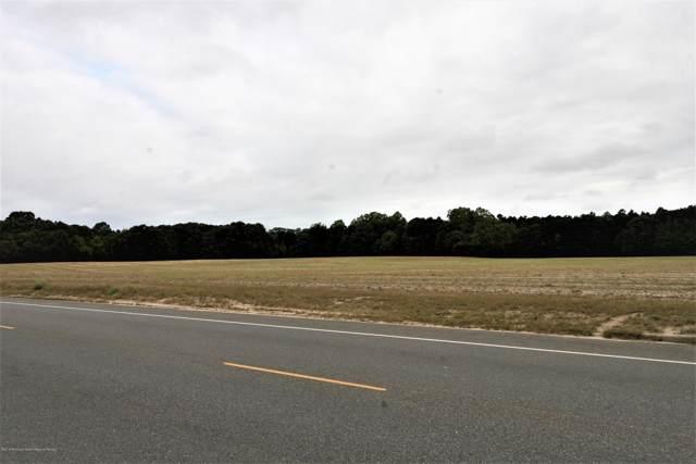0 Pinehurst Road, Cream Ridge, NJ 08514 (MLS #21945488) :: The MEEHAN Group of RE/MAX New Beginnings Realty