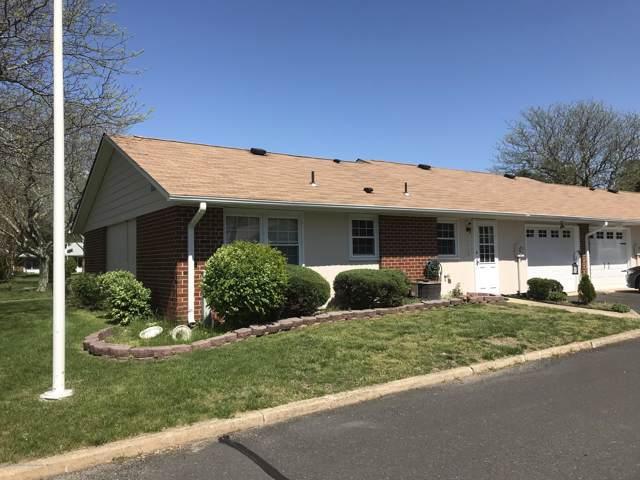 1176B Clydebank Court #1002, Lakewood, NJ 08701 (MLS #21945631) :: The Dekanski Home Selling Team
