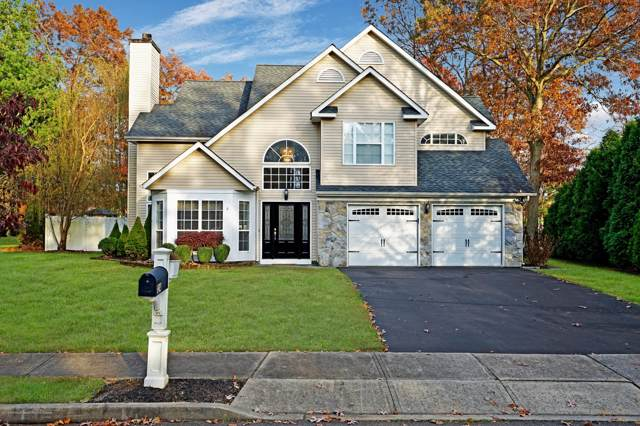 124 Liberty Bell Road, Toms River, NJ 08755 (MLS #21945652) :: The MEEHAN Group of RE/MAX New Beginnings Realty