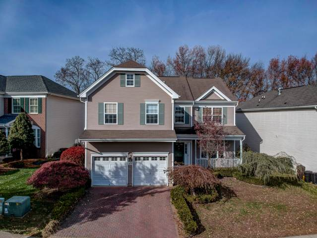 43 Winged Foot Drive, Manalapan, NJ 07726 (MLS #21945712) :: William Hagan Group